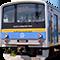 Fujikyu Railway Local train
